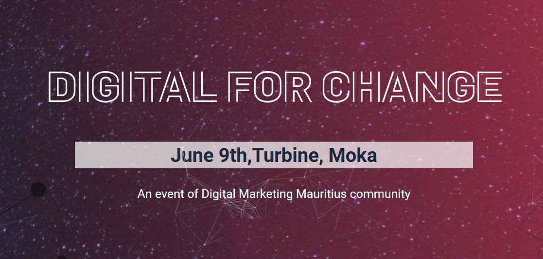 Digital for change