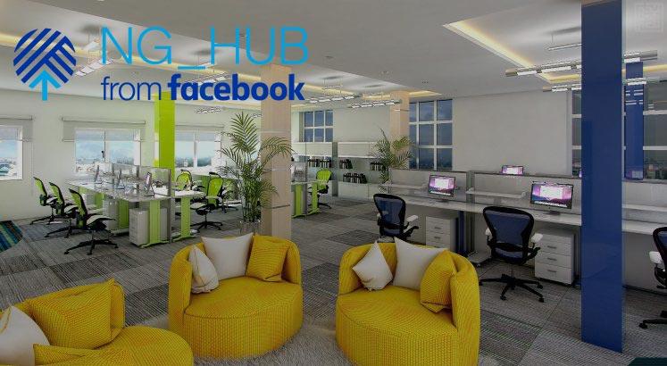 Facebook crée le premier espace Hub de l'Afrique