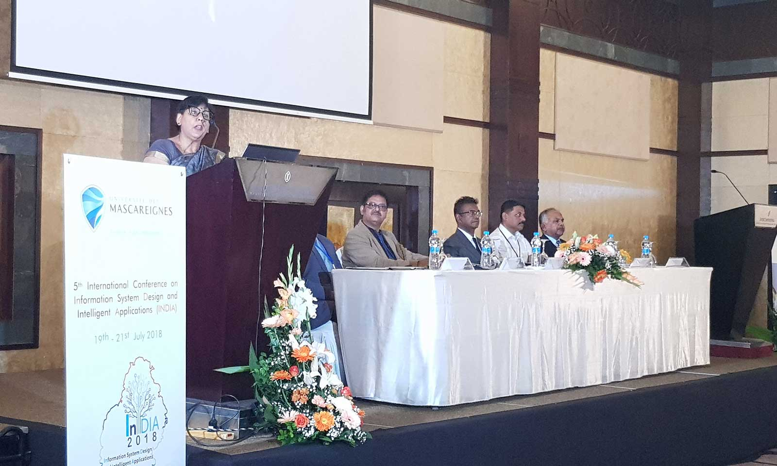 La recherche informatique au cœur de la 5e édition de la conférence internationale « INDIA»