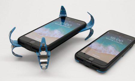 Protégez votre smartphone avec une coque « airbag » !