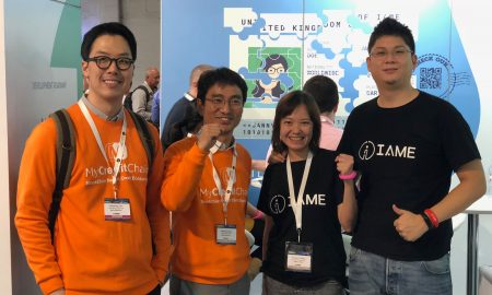 IAME : la startup qui conduit Maurice sur les traces du blockchain !