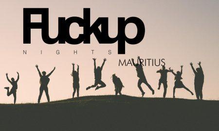 FuckUp Night : la première nuit de l'échec, débarque à Maurice !