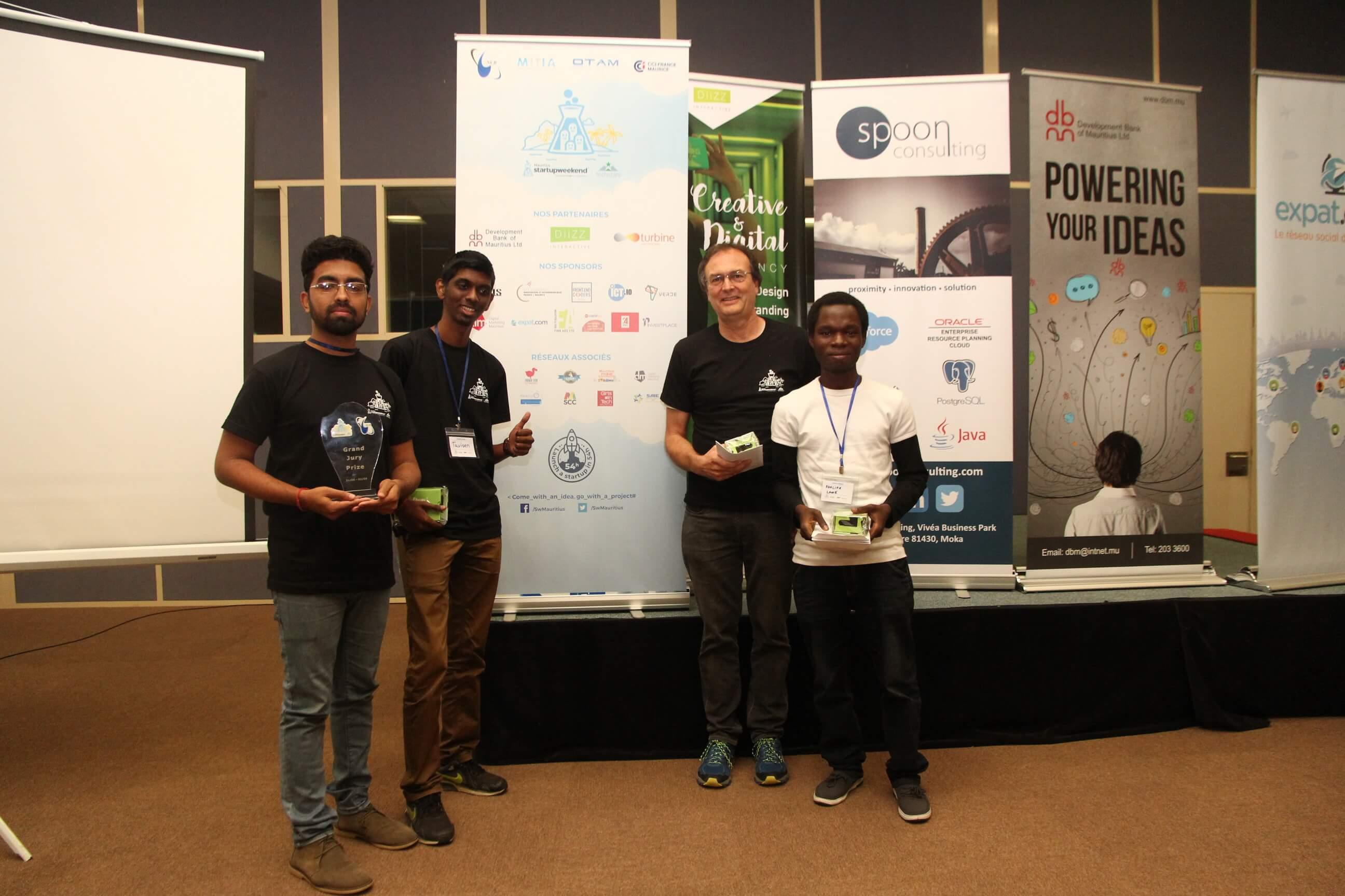 Startup Weekend : l'île Maurice consolide sa place dans le plus grand réseau d'incubateur au monde