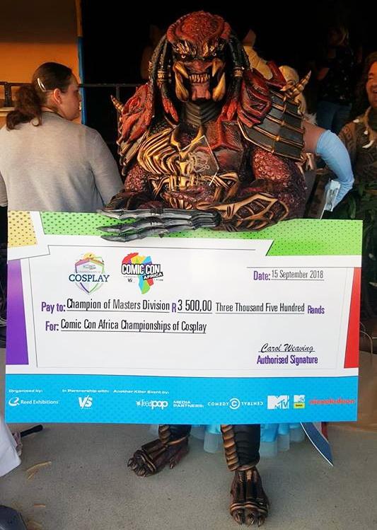 Cosplay : l'île Maurice à l'honneur au Comic Con Africa Championships