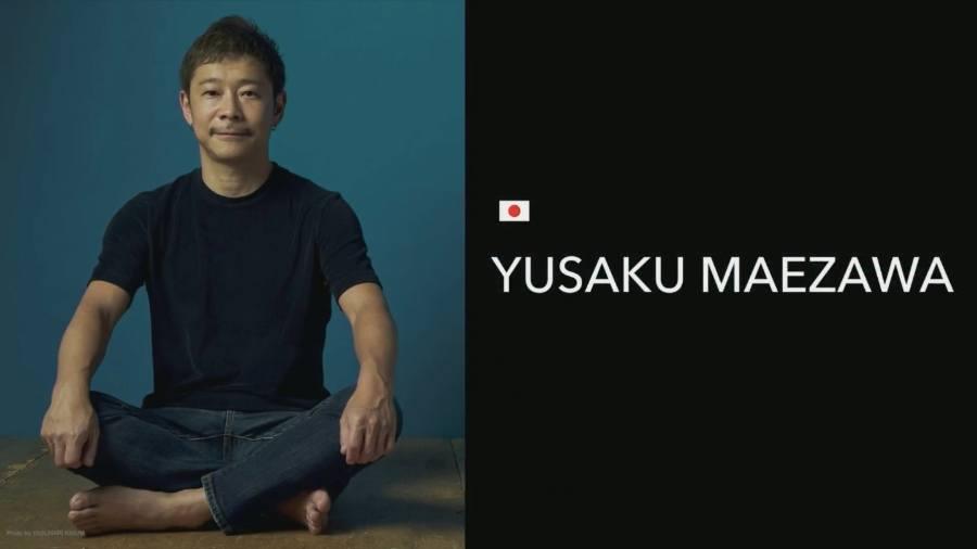Yusaku-Maezawa