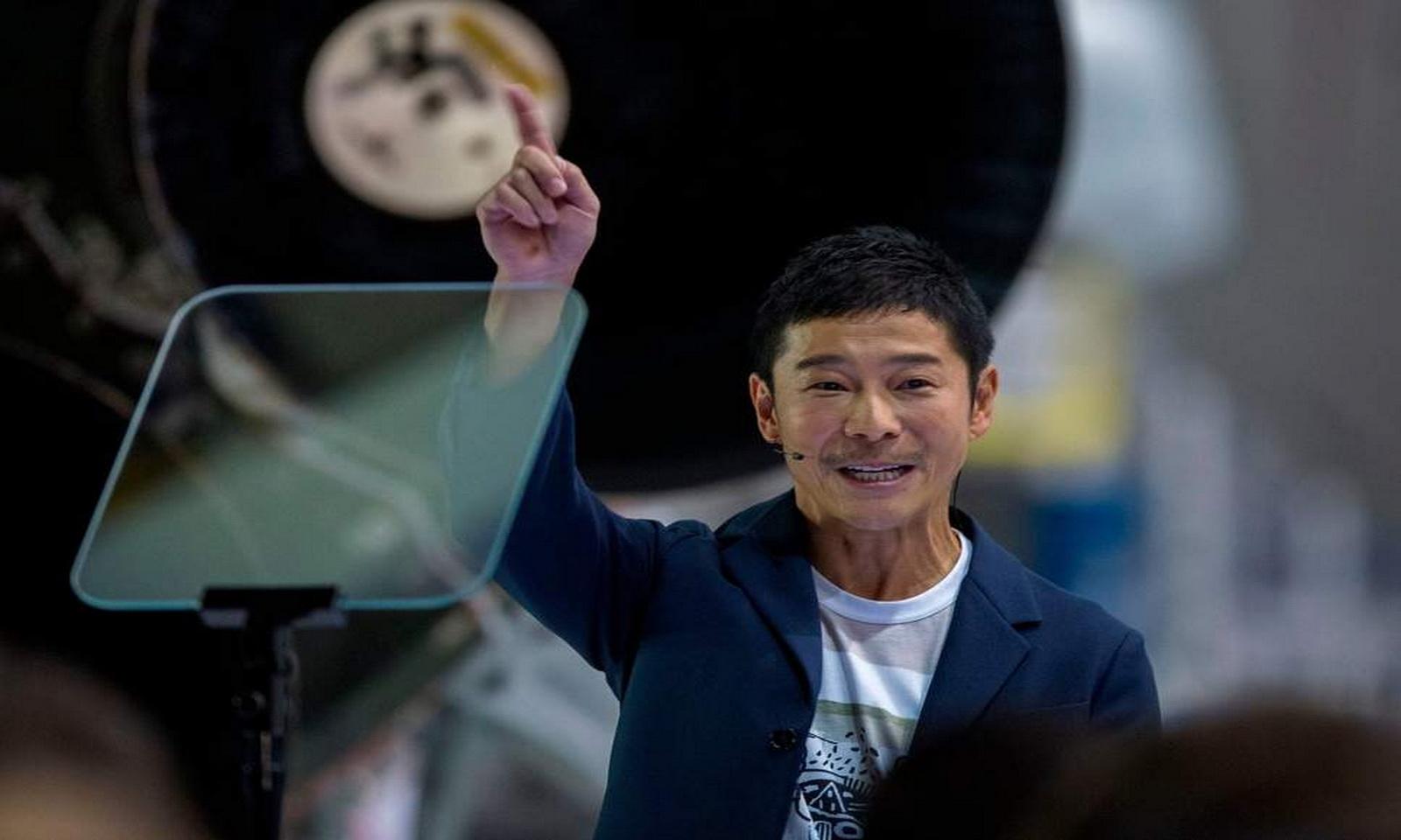 SpaceX : Yusaku Maezawa sera le tout premier touriste lunaire