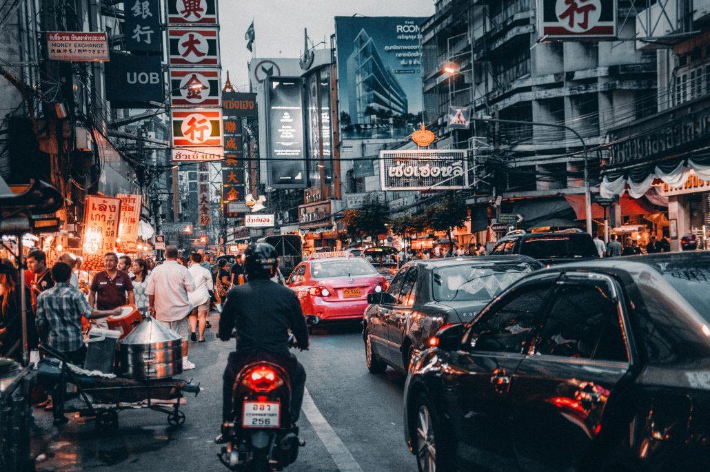 Bangkok les habitants troquent l'électricité en utilisant la Blockchain