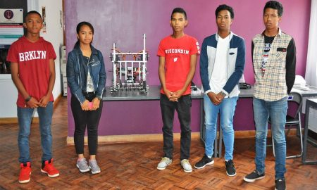 STEM4Good défend les couleurs de Madagascar au Mexique