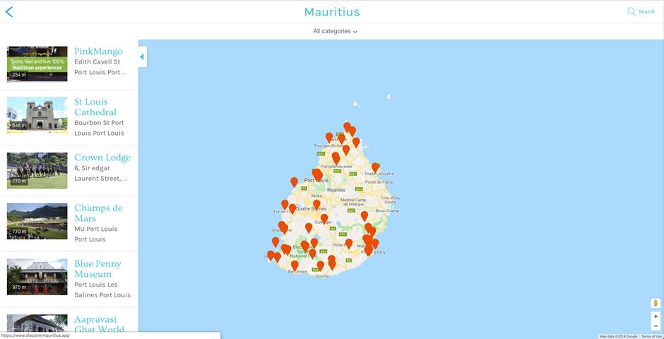Discover (Mauritius)™