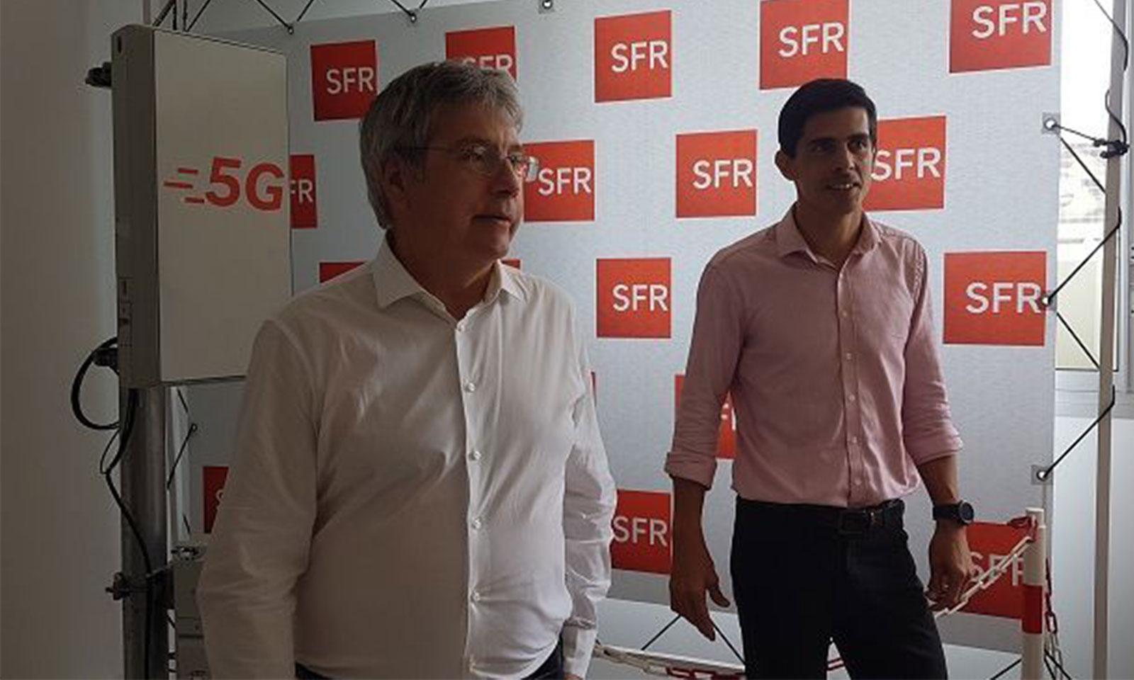 5G à La Réunion : lancement d'ici 2020-2021