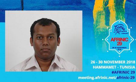 Afrinic 29 : Nitin Mutkawoa parmi les speakers