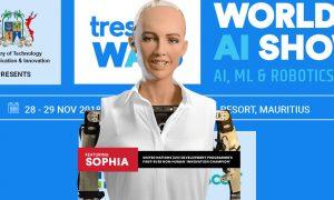 World AI Show à Maurice