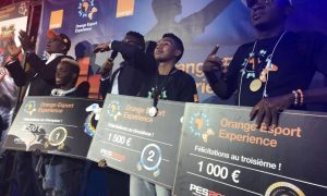 Mamitiana Rakotoarison devient Champion d'Afrique au tournoi Orange Esport Experience