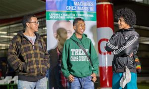 Orange E-sport : trois gamers Malagasy à Dakar