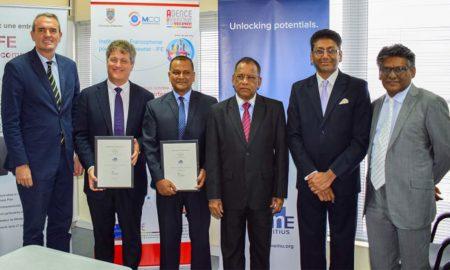 SME Mauritius signe un accord avec l'Institut de la Francophonie pour l'Entrepreneuriat