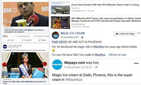 Fake news : quelle est la situation à Maurice et ailleurs ?