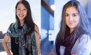 Laura Wong Hon Chan dans la Forbes list des 30 under 30