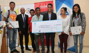 INSCAE Innovation Idea - 17 jeunes malgaches présentent leur projet d'entreprise