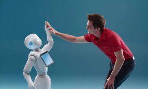 Robotique : Pepper sera présenté au public le 29 janvier
