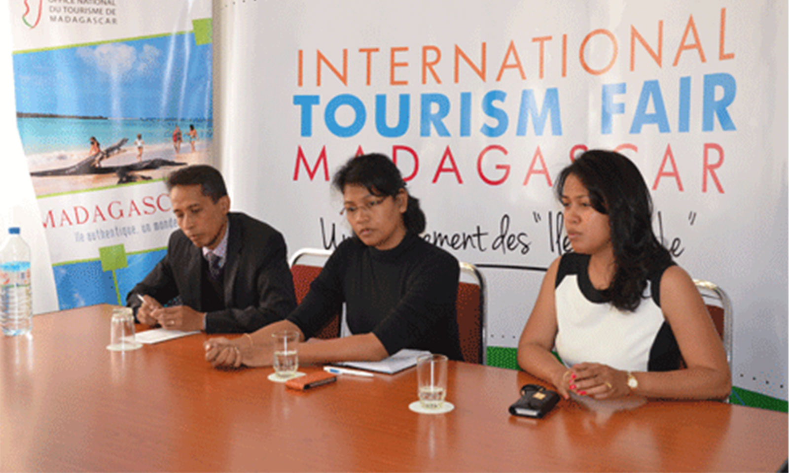 8e édition du salon International Tourism Fair Madagascar