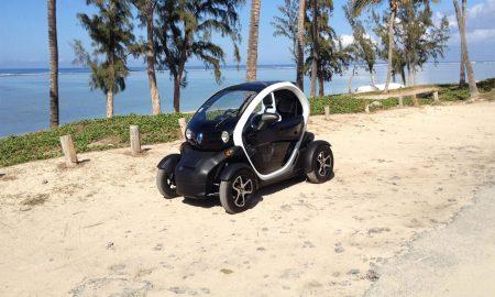 Des bornes de recharge pour véhicules électriques dans deux hôtels de La Réunion