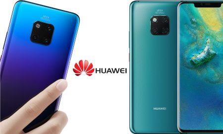 Smartphones 5G Huawei