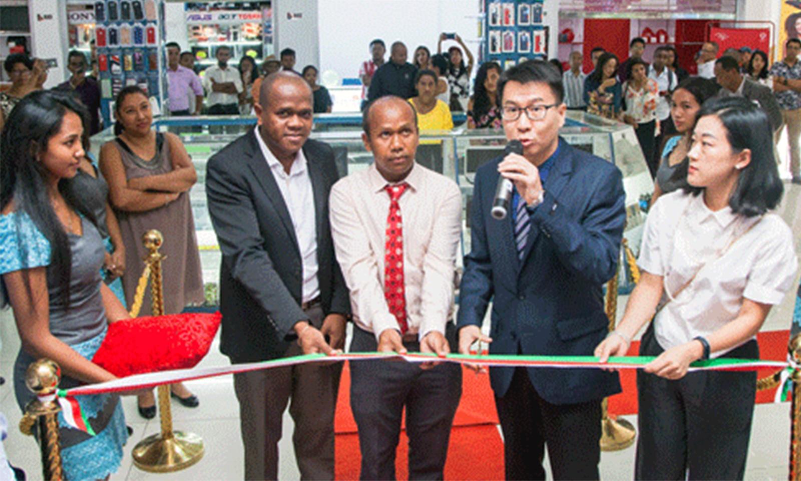 Airtel Madagascar partenaire technologique de l'IT Station
