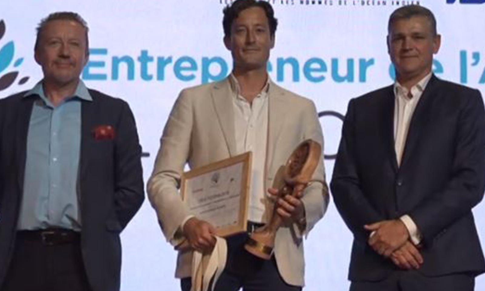 Entrepreneurs : où en sont l'île Maurice