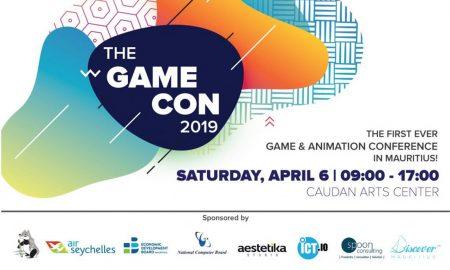 Gamecon 2019