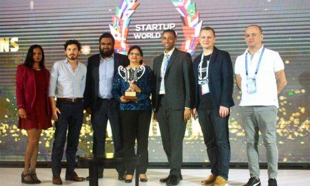 Le drone NanoHawk d'Aeraccess se démarque à la Startup World Cup