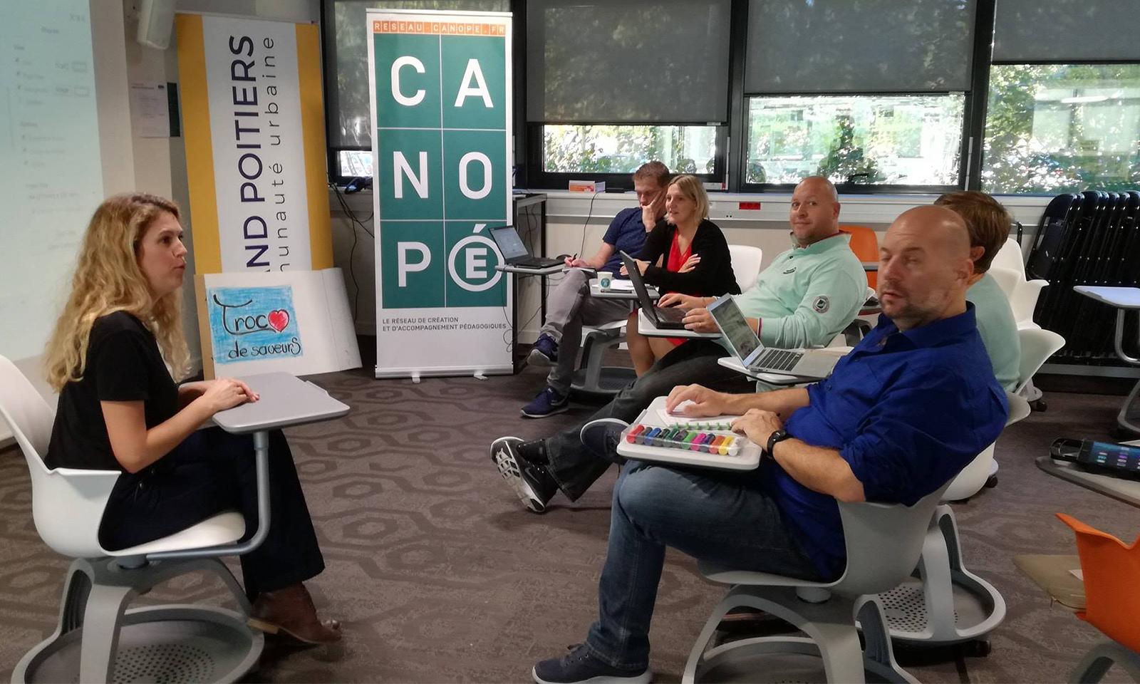 Créathon 2019 : concours international d'innovation numérique