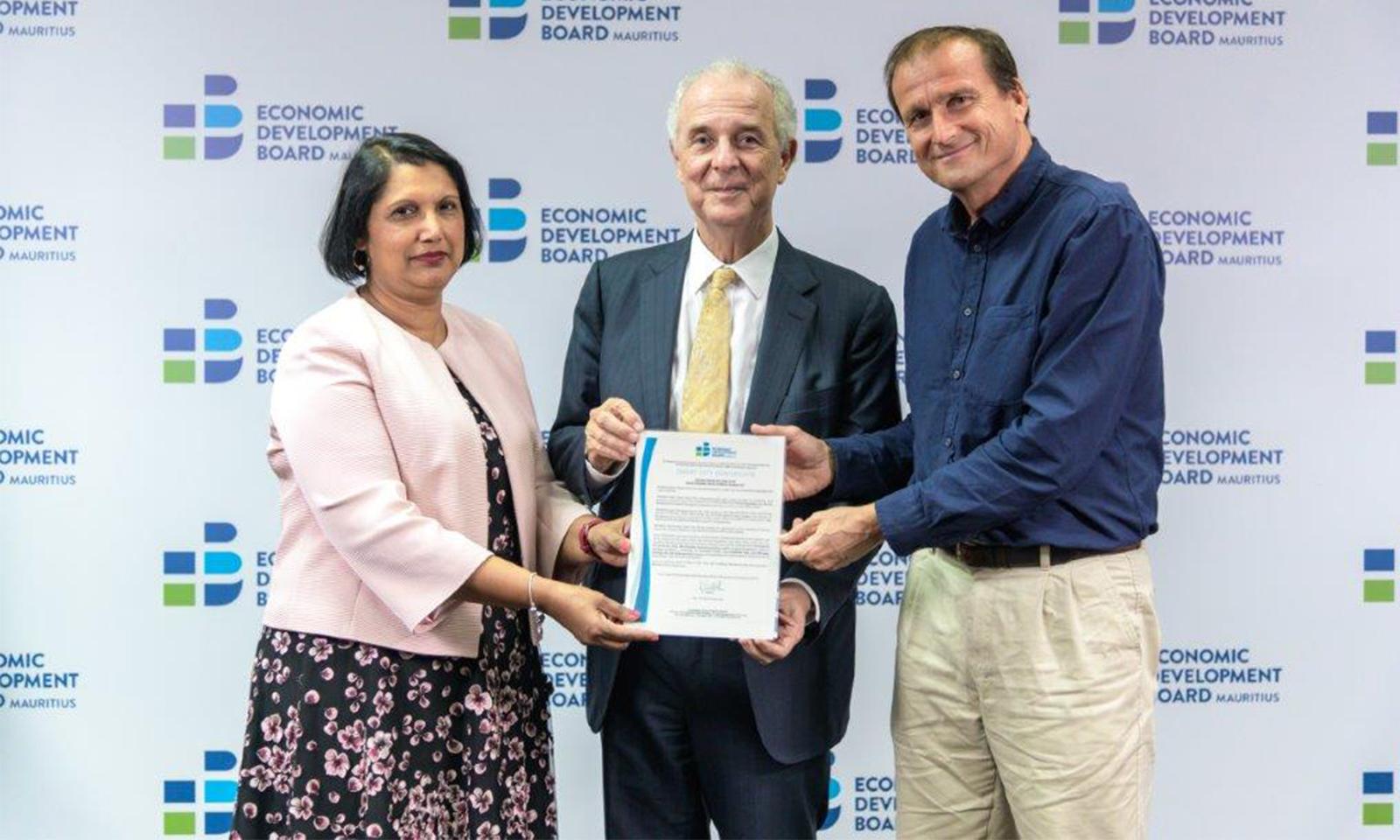 La Smart City de Mont Choisy désormais certifiée