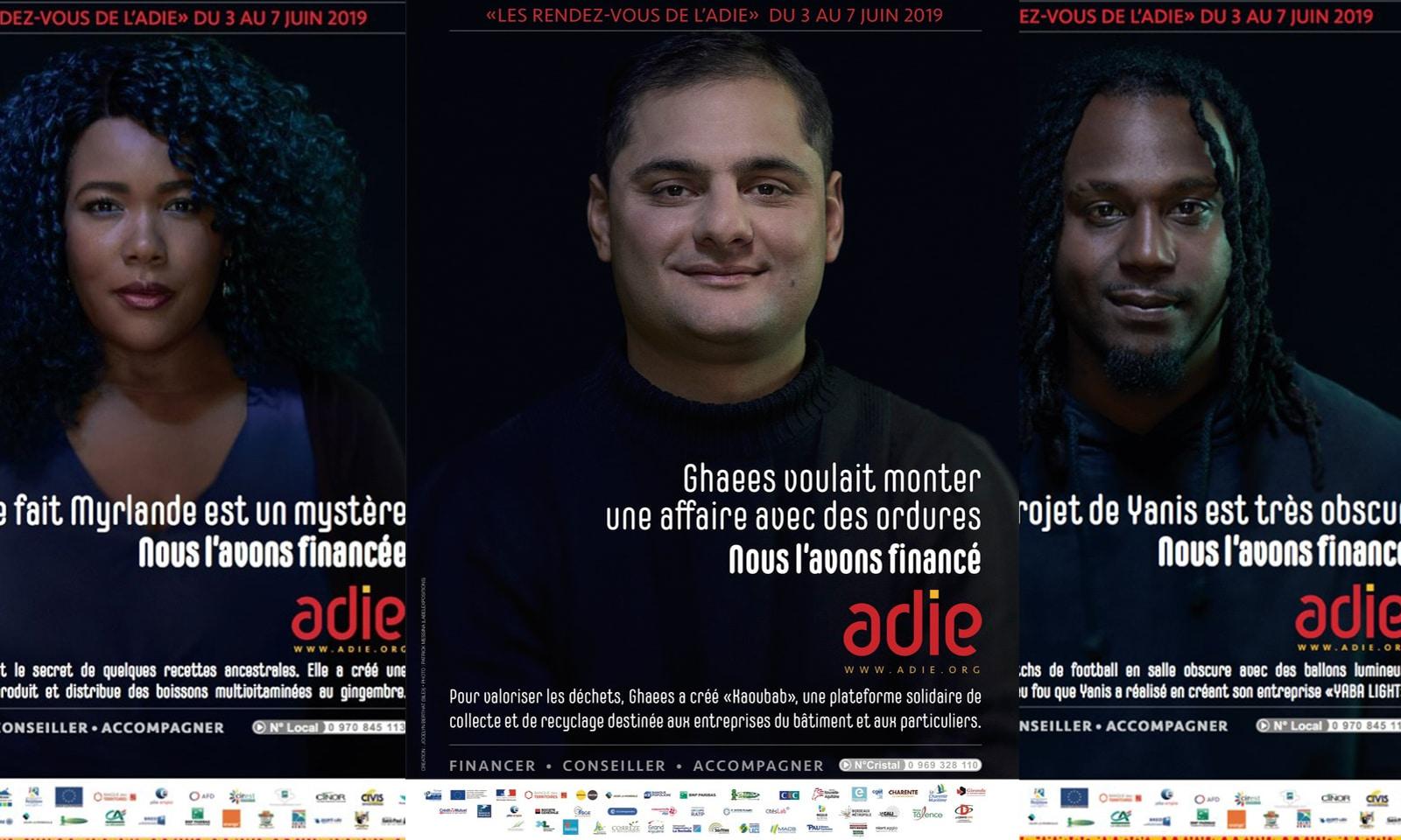 Semaine de l'entrepreneuriat pour tous : l'Adie lutte contre le gâchis de talents