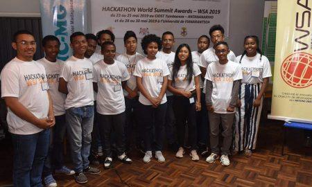 Hackathon WSA : réalisation d'applications numériques innovantes
