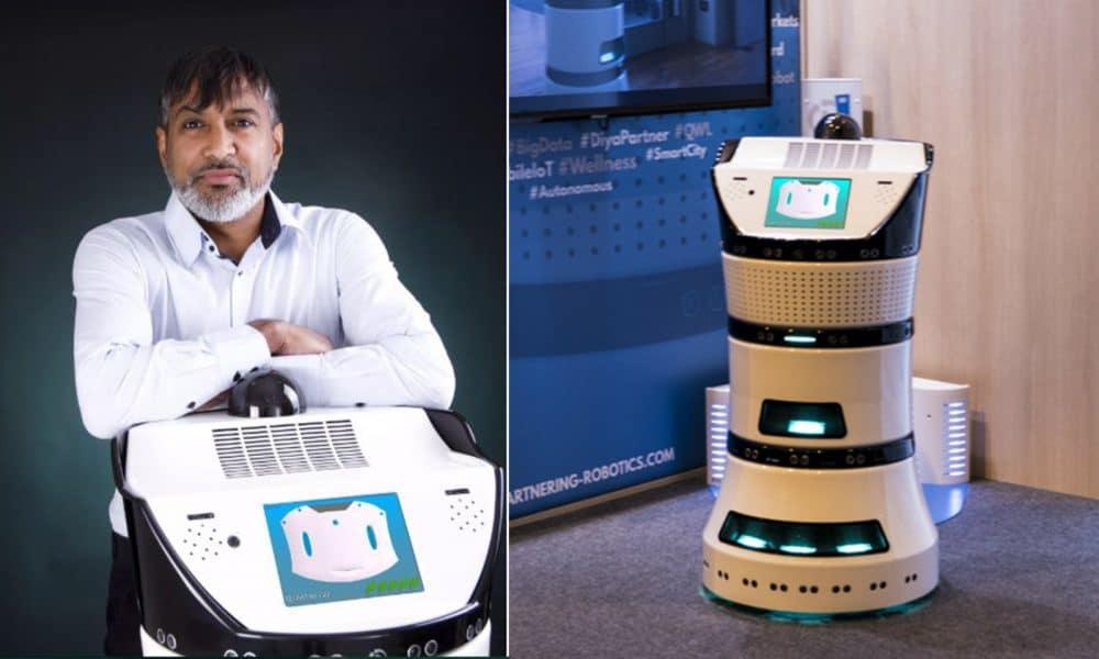 Robot Diya One