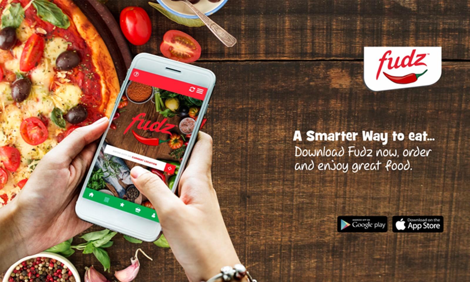 Application mobile Fudz : commandez vos repas depuis votre smartphone