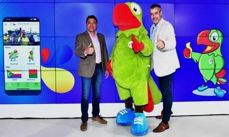 L'application mobile JIOI 2019 pour suivre les Jeux des îles en live