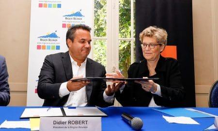 Très Haut Débit (THD) le projet de La Région Réunion se concrétise
