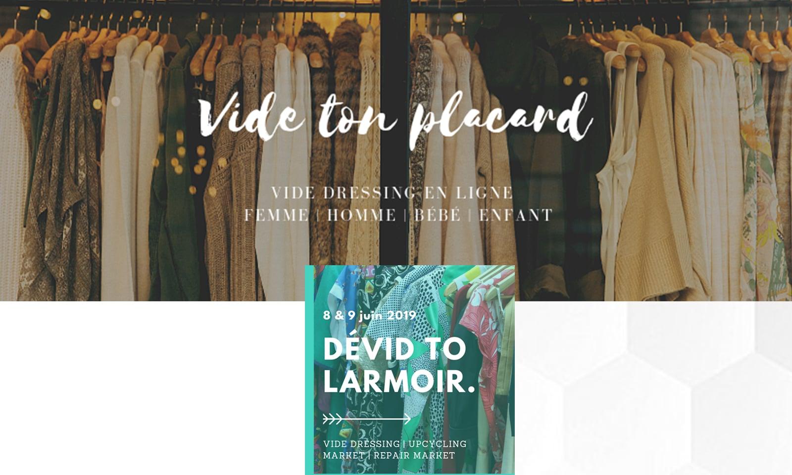 Videtonplacard.com : le premier vide dressing en ligne mauricien
