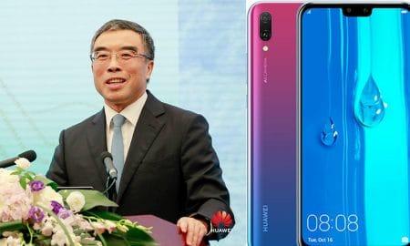 Huawei annonce un chiffre d'affaires en hausse