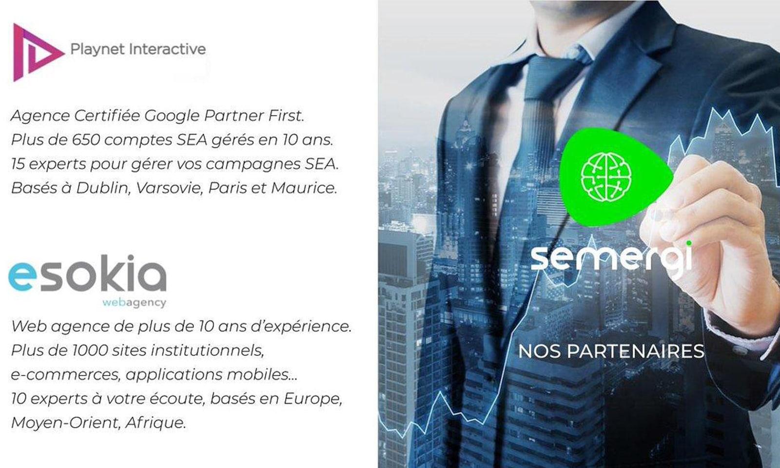 Semergi, l'agence qui optimise votre taux de conversion