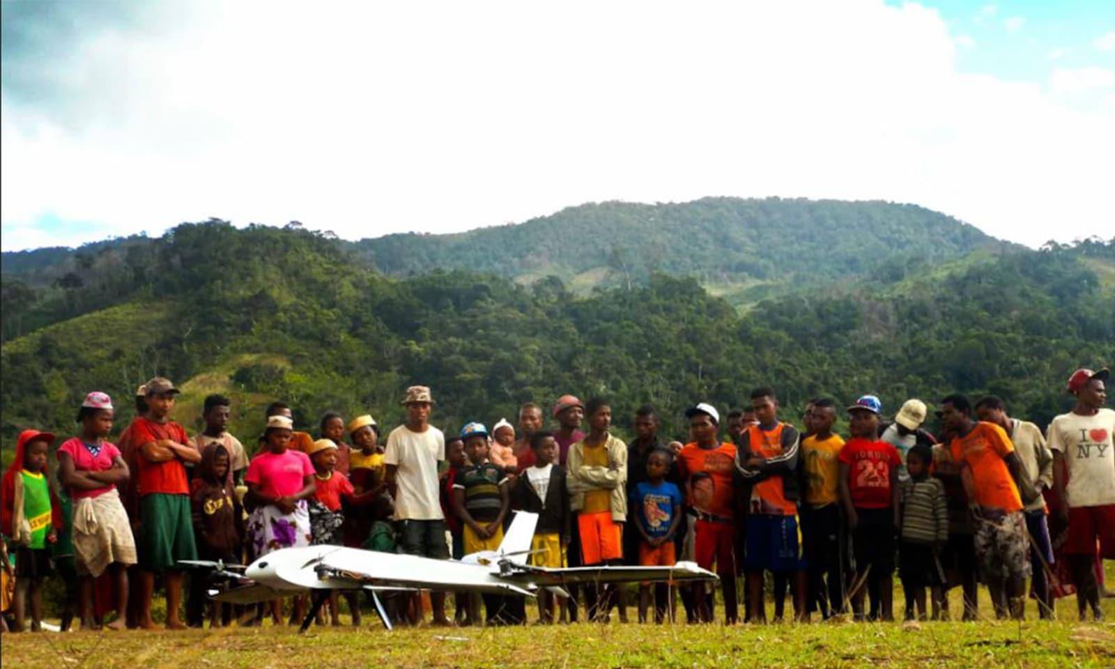 Des drones pour lutter contre la tuberculose à Madagascar