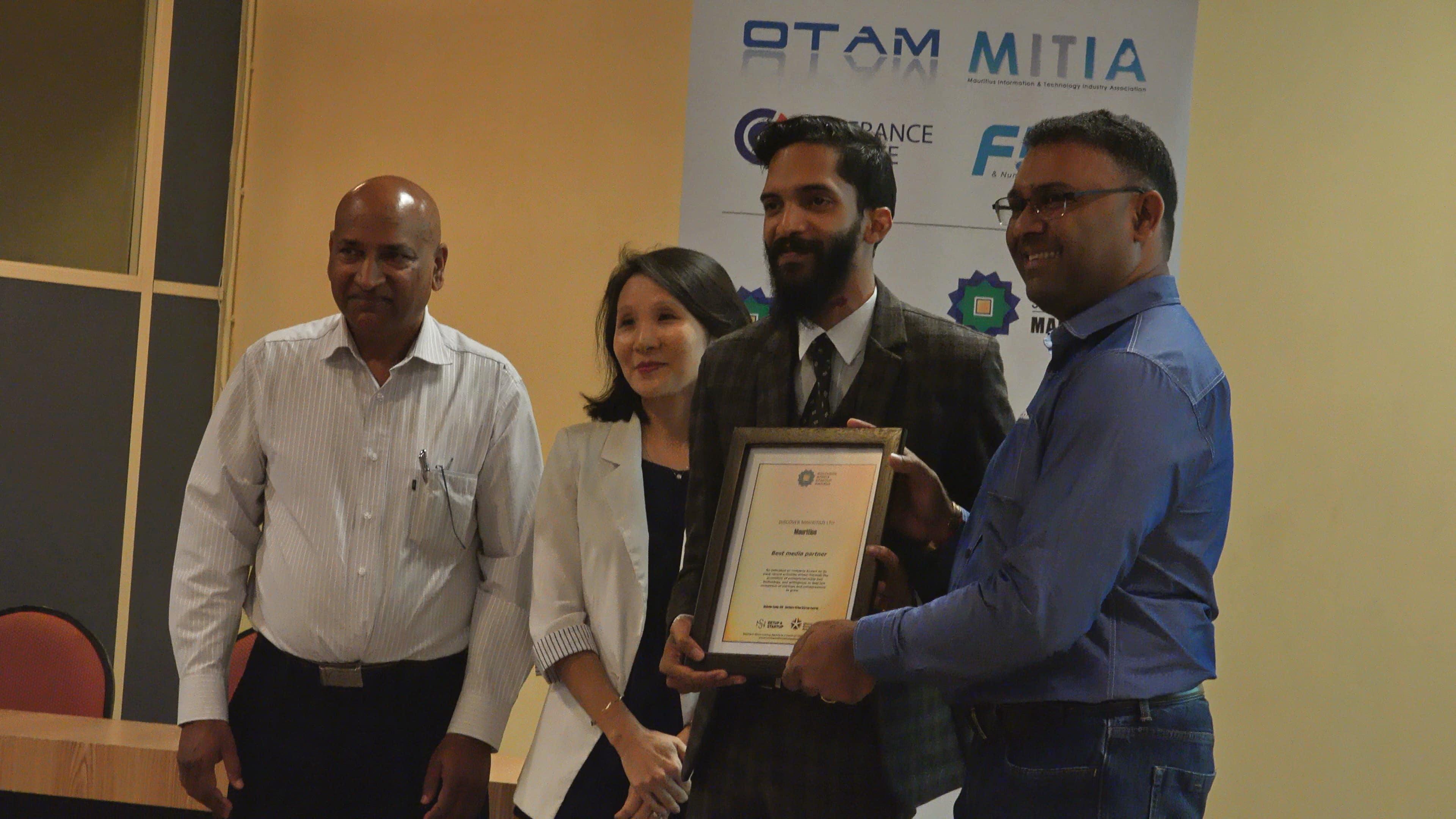 13.Best Media Partner-Discover [Mauritius]