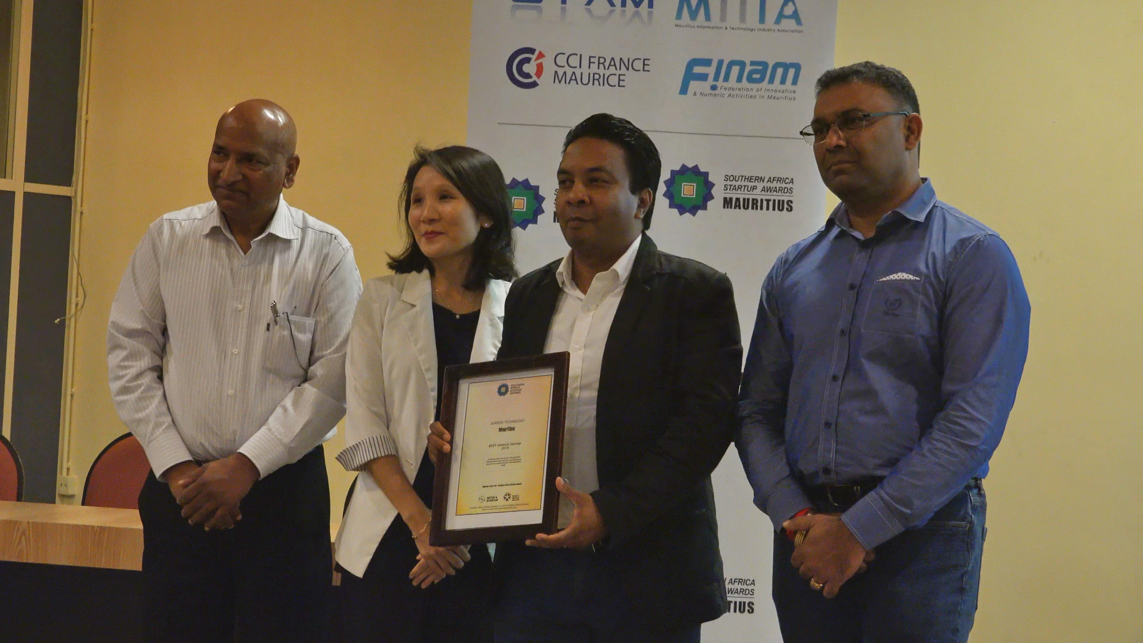 9.Best Edutech Tech- AfriEDX Technology Ltd