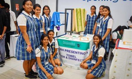 Junior Achievement Mini Company 2019 : DisinWel représentera Maurice au Ghana