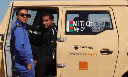 Karenjy : la voiture 100 % Made in Madagascar