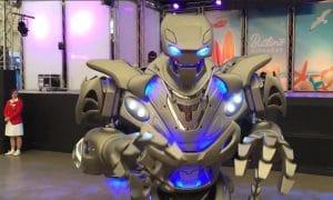 Titan le robot