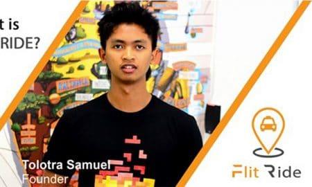 Flit Ride offre la 3e place à Madagascar au POESAM 2019