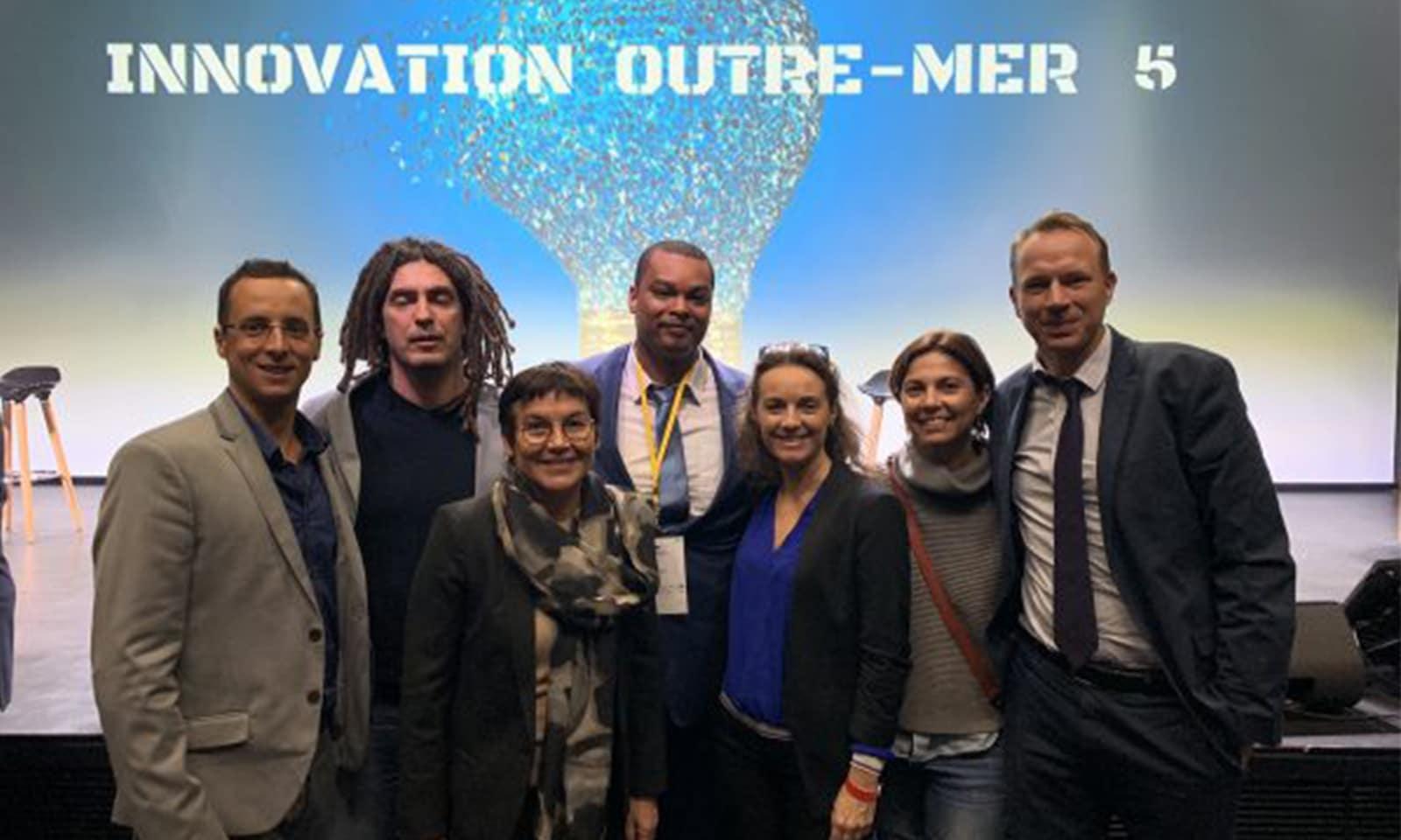 Innovation Outre-mer : La Réunion lé la