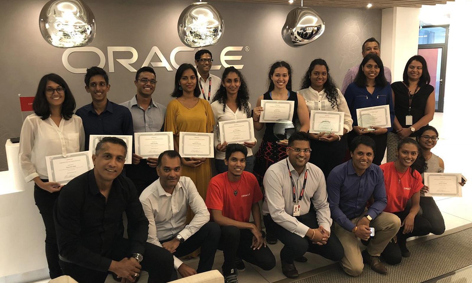 Oracle Mauritius formera 1000 étudiants sur les technologies émergentes